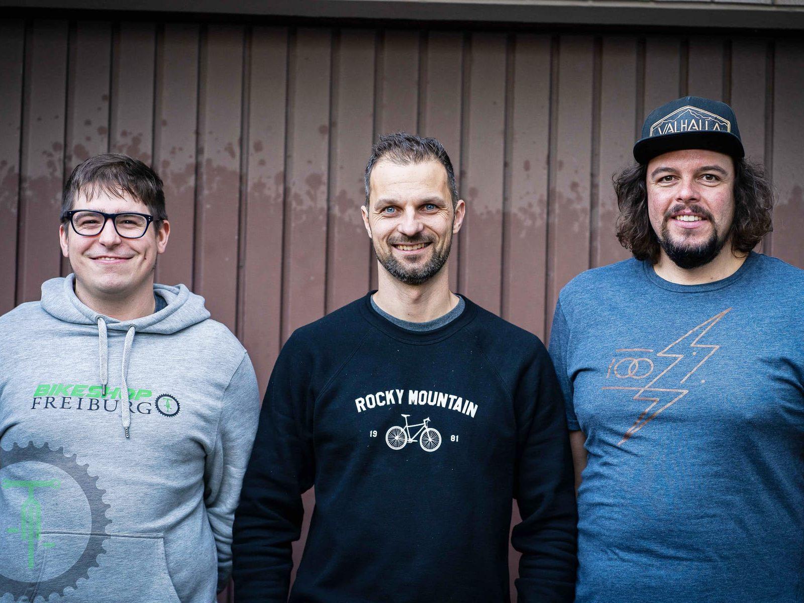 Bikeshop-Freiburg-Team
